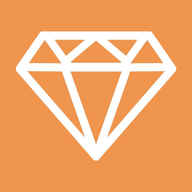Al conocer tus diamantes en bruto, lograrás tal solidez profesional que los demás van a querer seguir trabajando contigo por mucho tiempo o te van a recomendar por años